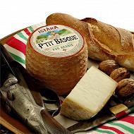 Petit basque istara lait pasteurisé de brebis