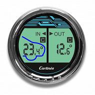 Thermometre intérieur et extérieur de -50° a +50° hi-tech