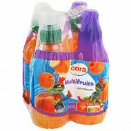 Cora kido boisson aux fruits multivitamines 4x20cl