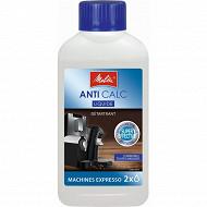 Melitta anti calcaire expression machines liquide 250ml