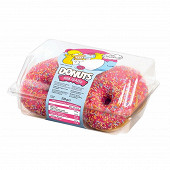 Donuts simpsons fraise x4
