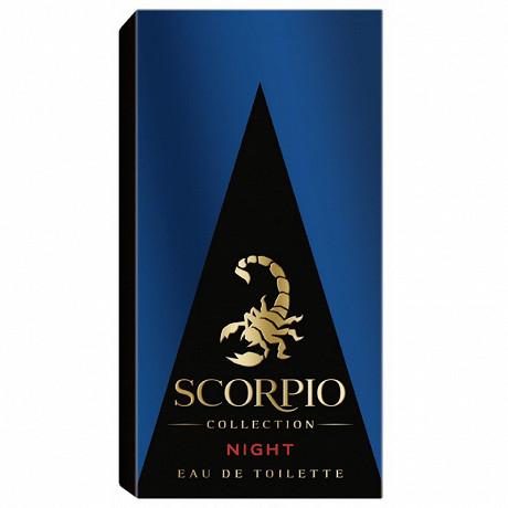 Scorpio eau de toilette homme collection night 75ML
