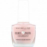 Gemey Maybelline vernis à ongles durci pastel N°16 petale NU