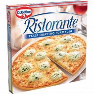 Dr Oetker pizza ristorante quattro formaggi 340g