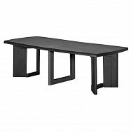 Allibert table rectangulaire NY260 graphite 200/260 x 105 x 73 cm