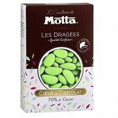 Motta les dragées chocolat anis 500g