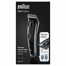 Braun tondeuse cheveuxnoir HC5050