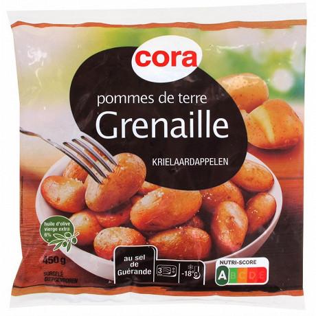 Cora pomme de terre grenaille 450g