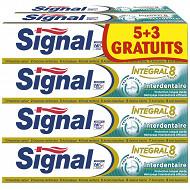 Signal intégral 8 dentifrice interdentaire 8x75ml (5+3 offert)