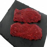 Viande bovine: bavette d'aloyau *** à griller x2