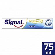 Signal Intégral White dentifrice antibactérien blancheur 75ml