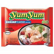 Yum Yum soupe nouilles crevettes 60g