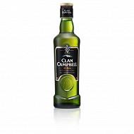 Clan Campbell whisky 35cl 40%vol