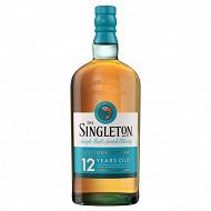 Singleton of Dufftown whisky 12 ans 70cl 40%vol