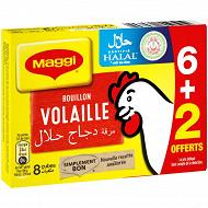 Maggi bouillon volaille halal 80g+2g