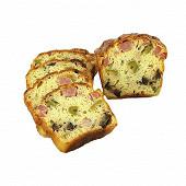 Cake jambon olives 150g