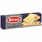 Lu brun gaufrette goût vanille 146g