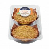 Tortilla oignons (2x150g) 300g