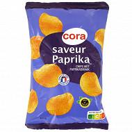Cora chips saveur paprika 135g