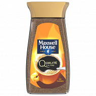 Maxwell House qualité filtre 200g