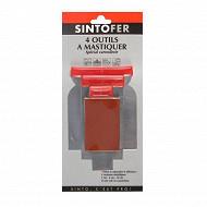 Sintofer 4 outils a mastiquer