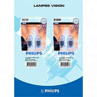 Philips ampoules r 10w 12v