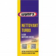 Wynn's nettoyant turbo & vanne EGR 325 ml