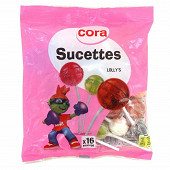 Cora Kido 16 sucettes 192g