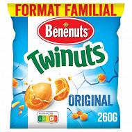 Bénénuts twinuts goût salé 260g