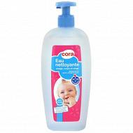 Cora eau nettoyante bébé 750ml