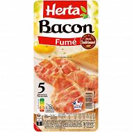 Herta bacon dej fumé 5 tranches 100 g