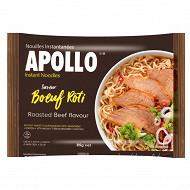 Apollo nouilles saveur boeuf rôti 85g