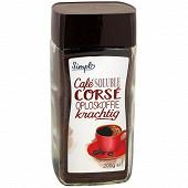 Café soluble aggloméré 200g