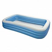 Intex piscine rectangulaire family