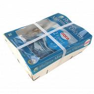 Cora huîtres fines de claires Marennes Oléron n°3 igp 1 douzaine