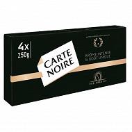 Carte Noire café moulu classic n5 4x250g
