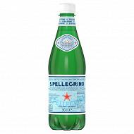 San Pellegrino eau minérale naturelle gazeuse 50 cl