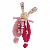 Doudou lapin Poupi Baby Nat
