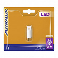 Attralux ampoule led capsule G4-20 watts