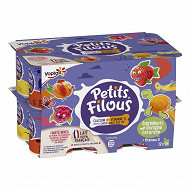 Petits filous fruits mixés panaché 12x50g