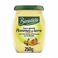Bénédicta sauce spéciale pommes de terre bocal 260g