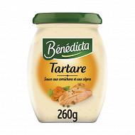 Bénédicta sauce tartare bocal 260g