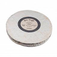 Brie fermier truffé lait cru de vache 24%mg/poids total