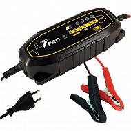 Chargeur de batterie 100 % automatique 3.8 A 6/12V
