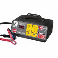 Chargeur de batterie 100% automatique 75A 12V