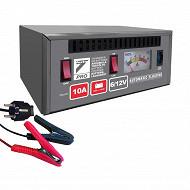 Auto 7 chargeur de batterie 100% automatique 10A 6/12V