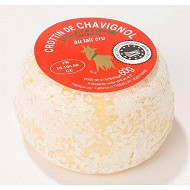 Rians crottin chavignol aop nu 60 g lait cru
