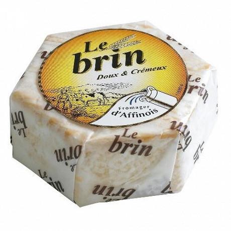 Brin d'affinois 24% mg/pt 150g lait pasteurisé