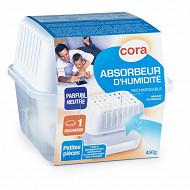 Cora absorbeur d'humidité + 1 recharge 450g pastille