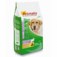 Animalis chien adulte moyenne / grande taille allegées 3kg